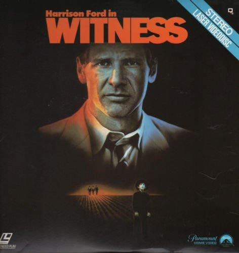Witness starring Harrison Ford