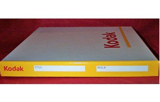 Kodak Motion Picture Storage / Film Trim Box