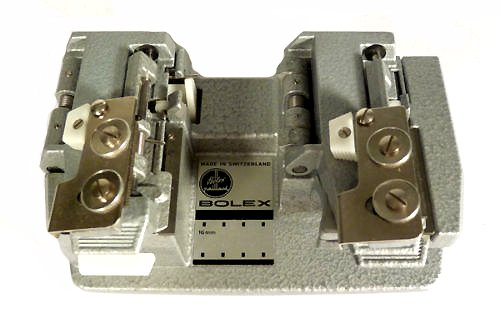 Bolex 16mm Cement Film Splicer