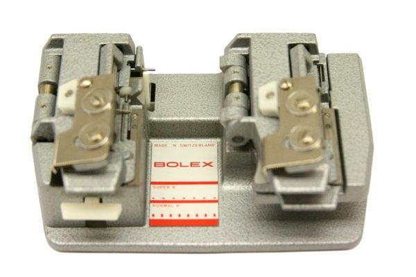 Bolex Dual 8mm Cement Film Splicer