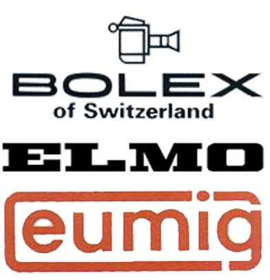 Bolex / Elmo / Eumig Movie Projector Power Cord Replacement (Limited Availability)