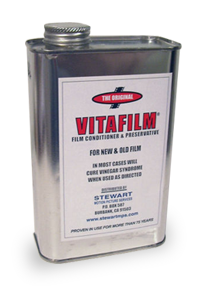 Vitafilm Film Cleaner - Pint (Sold and Shipped Only in the Continental USA)