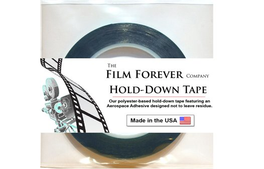 "Film Forever Hold-Down Tape (215 ft. 1/4""W Roll)"