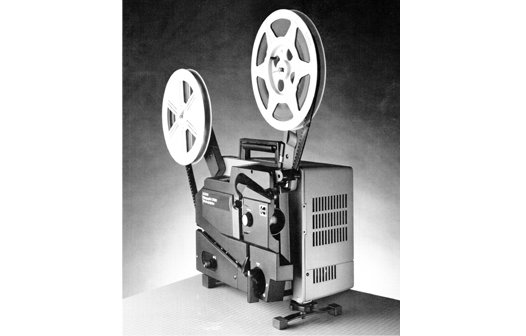 Kodak Ektagraphic CT1000 16mm Projector (Like New - Completely Restored!)