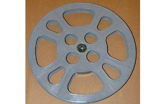 TayloReel 16mm 800 ft. Plastic Movie Reel