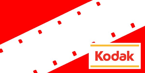 Kodak White Acetate Movie Leader - 16mm Double Perf. 100ft. (NEW GENERATION STOCK)