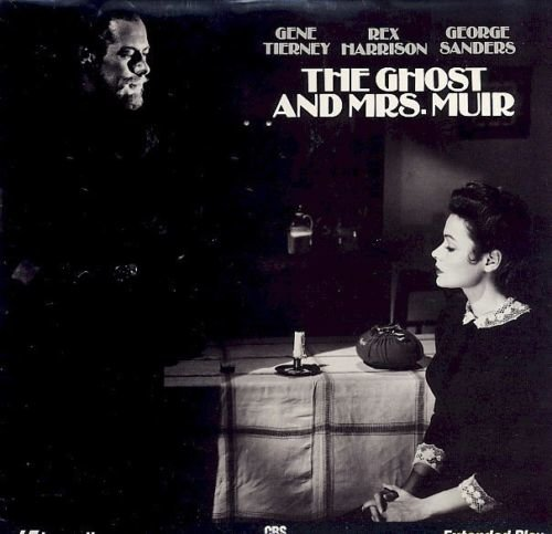 The Ghost and Mrs. Muir (Laserdisc - Digitally Remastered)