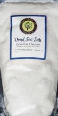 Dead Sea Salt 5lb-Model DSS-5