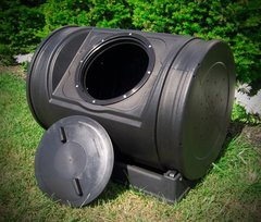 Single Composting Tumbler
