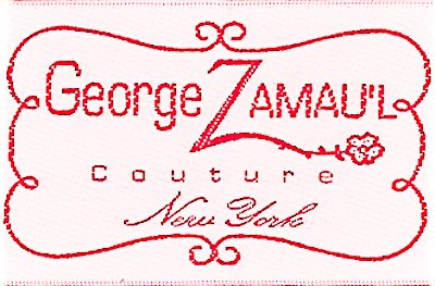 GEORGE ZAMAU'L HATS