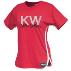 Keller Williams KW Sideline Tee
