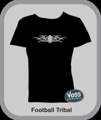 Football Tribal Tee