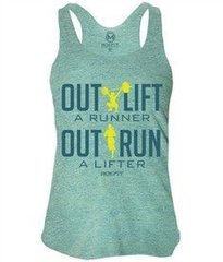 Outlift a Runner Outrun a Lifter Tank