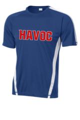 Havoc Baseball Sport-Tek PosiCharge Competitor Tee Regular Print