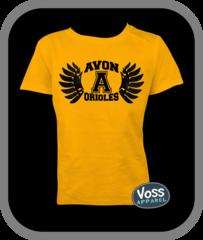 Avon Orioles Wings Tee