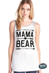 Mama Bear Super Soft Tank