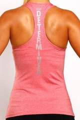 DETERMINED-Workout Tank