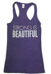 Strong is Beautiful - Workout Tank