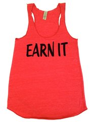 EARN IT - Workout Tank