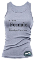FEmale Ironman Bella Tank
