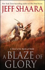 A BLAZE OF GLORY (LARGE PRINT EDITION)