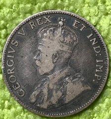 "Nice 1911 ""Godless"" George V Quarter"