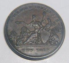 1833 Robinson, Jones & Co Hard-Times token