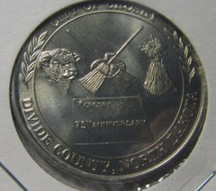 Crosby ND 1979 75th Anniversary Dollar
