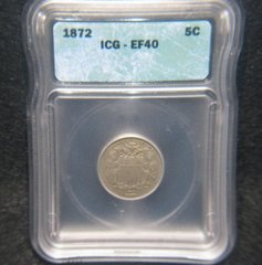 1872 Shield 5C ICG-EF40
