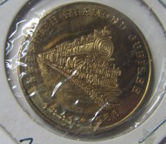 Enderlin ND 1966 75th Anniversary Half Dollar