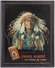 Unopened Vintage Prince Albert Tobacco In a Can / Tin
