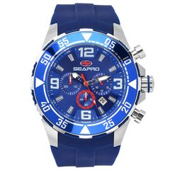 MEN'S SEAPRO LUXURY SPORTS CHRONOGRAPH WATCH >>> Sold One, >>> One Left!!