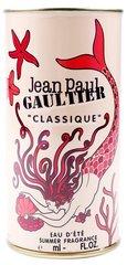 SOLD - Jean Paul Gaultier Classique Summer Fragrance 3.3oz Women's Eau D' ETE