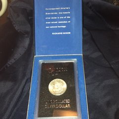 1884 Carson City (CC) Morgan Silver Dollar - Highly Collectable!