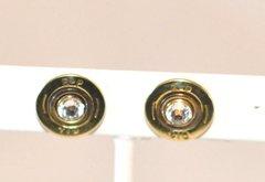 Remington Peters 410 Gauge Shotgun Shell Bullet Earrings Sterling Posts Swarovski Crystal Custom Made
