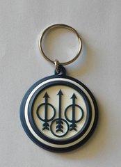 Beretta Trident Logo Keychain Dealer Promo Item