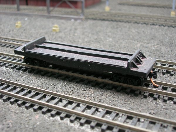 N Scale 40' Mill Cars