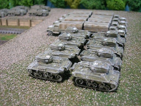 US Army M5 Stuart Light Tank