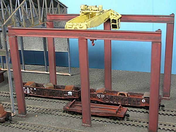 2 Beam Overhead Crane Kit