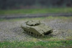 US Army M2 Bradley Armored Personnel Carrier, OD Green