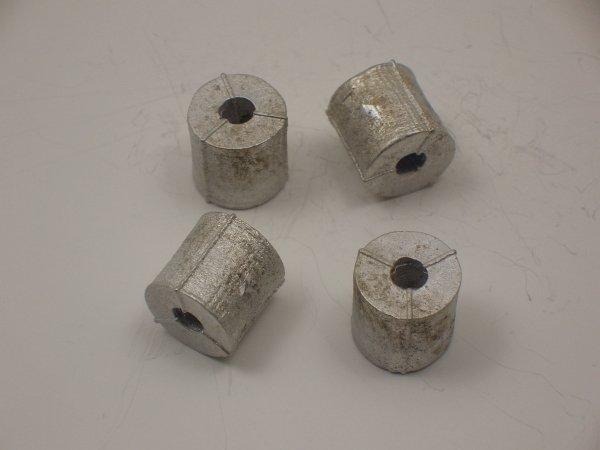 "N Scale 72"" Steel Coils"