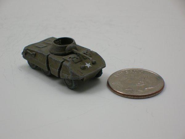 US Army M8 Greyhound Armored Reconaissance Car