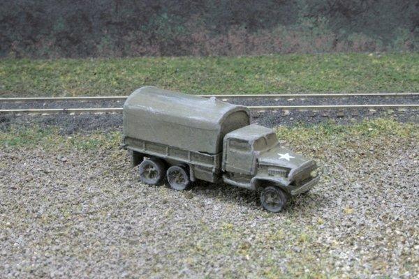 US Army 2 1/2 Ton Maintenance Van, GMC CCKW