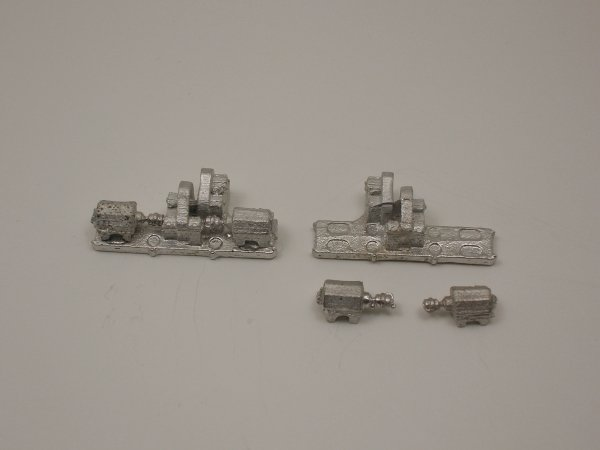N Scale Blooming Mill Table Drives