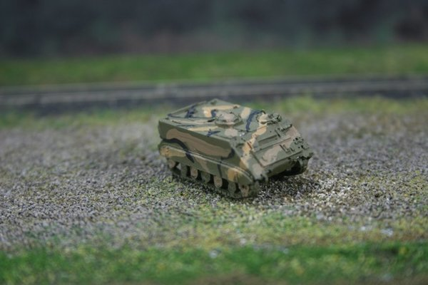 US Army M113 Armored Personnel Carrier, Woodland Camouflage