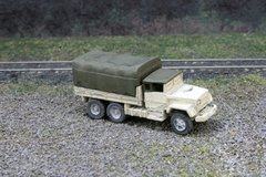 US Army M35 2 1/2 Ton 6x6 Cargo Truck, Sand