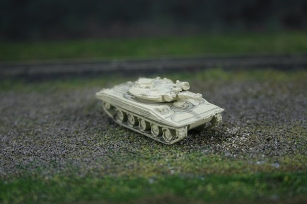 US Army M551 Sheridan Armored Reconaissance/Airborne Assault Vehicle, Sand