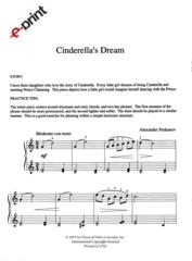 Cinderella's Dream (e-Print)