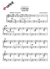 Calliope (4 Hands) e-Print