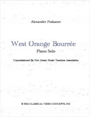 West Orange Bourrée